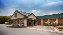 Exterior view BEST WESTERN TOMAH HOTEL