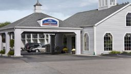 Buitenaanzicht HOWARD JOHNSON INN MYSTIC