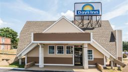 Exterior view DAYS INN - VERNON