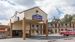 Buitenaanzicht HOWARD JOHNSON INN - FLAGSTAFF