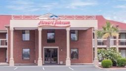 Buitenaanzicht HOWARD JOHNSON INN AIKEN