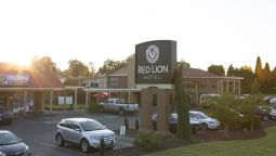 Exterior view RED LION PORTLAND AIRPORT