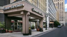 Buitenaanzicht Hampton Inn - Suites Milwaukee Downtown