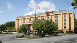 Buitenaanzicht Hampton Inn Beckley