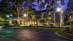 Exterior view Hampton Inn Beaufort