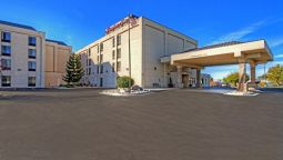Buitenaanzicht Hampton Inn Billings
