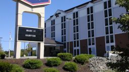Exterior view Hampton Inn Boston-Peabody MA