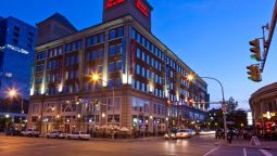 Hampton Inn - Suites Buffalo-Downtown - Buffalo (New York)