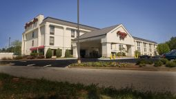 Exterior view Hampton Inn Atlanta-Newnan