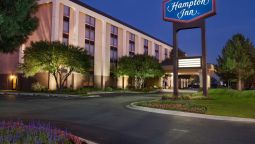 Exterior view Hampton Inn Chicago-O*Hare Intl Airport
