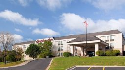 Buitenaanzicht Hampton Inn Iowa City-Coralville
