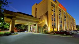 Buitenaanzicht Hampton Inn Charlotte-University Place