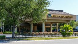 Exterior view Quality Inn & Suites St. Petersburg - Clearwater Airport