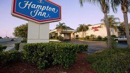 Exterior view Hampton Inn Clearwater-Central