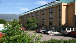Buitenaanzicht Hampton Inn Colorado Springs Central Air Force Academy