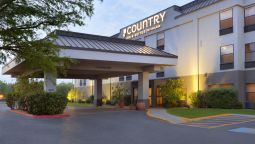 Exterior view COUNTRY INN STE CORPUS CHRISTI
