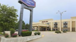 Exterior view Hampton Inn Decatur-Forsyth