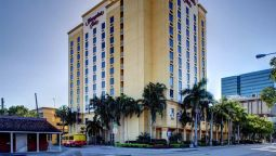 Exterior view Hampton Inn Ft Lauderdale-Downtown Las Olas Area FL