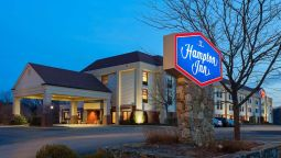 Exterior view Hampton Inn Franklin