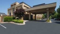 Exterior view Hampton Inn Greenwood