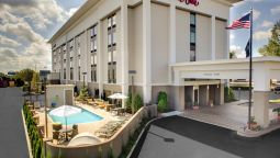 Buitenaanzicht Hampton Inn Greenville-Woodruff Road