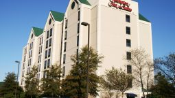Buitenaanzicht Hampton Inn - Suites Jackson Downtown-Coliseum MS