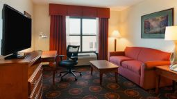 Kamers Hampton Inn - Suites Jackson Downtown-Coliseum MS
