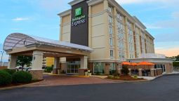 Buitenaanzicht Holiday Inn Express HAMPTON - COLISEUM CENTRAL