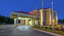 Buitenaanzicht Hampton Inn Laurinburg