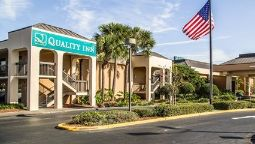 Exterior view Quality Inn Altamonte Springs