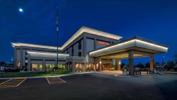 Exterior view Hampton Inn Milwaukee-Brookfield