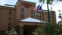 Exterior view Hampton Inn Harbourgate