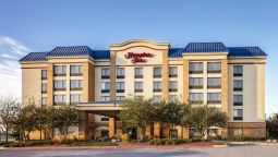 Exterior view Hampton Inn * Ameristar Casino