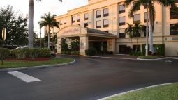 Buitenaanzicht Hampton Inn Palm Beach Gardens