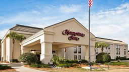 Buitenaanzicht Hampton Inn Perry