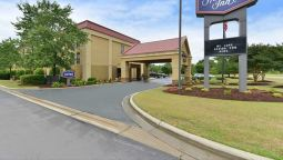 Exterior view Hampton Inn Raleigh-Clayton I-40