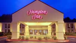 Buitenaanzicht Hampton Inn Richmond-Chester