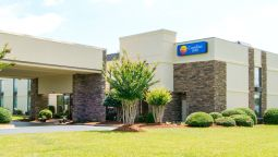 Exterior view Comfort Inn Shelby