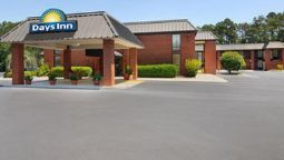 Exterior view DAYS INN STATESBORO