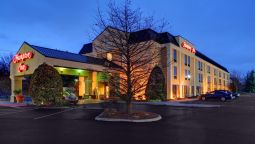 Buitenaanzicht Hampton Inn Johnson City