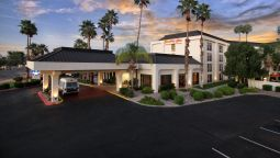Exterior view Hampton Inn Tucson-Airport
