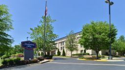 Buitenaanzicht Hampton Inn Laurel -Fort Meade Area- MD