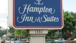 Buitenaanzicht Hampton Inn - Suites Williamsburg-Richmond Rd