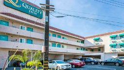 Exterior view Quality Inn Burbank Airport