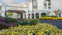 Exterior view Quality Suites Downtown San Luis Obispo