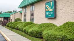 Buitenaanzicht Quality Inn McGuire AFB - Fort Dix near Bordentown