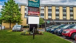 Buitenaanzicht Quality Hotel & Suites At The Falls