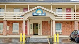 Buitenaanzicht DAYS INN DAYTON SOUTH
