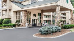 Buitenaanzicht Quality Inn & Suites at Dollywood Lane