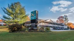 Exterior view Quality Inn at Quechee Gorge